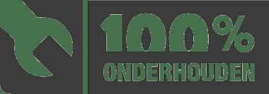 BOVAG 100% onderhouden garantie logo