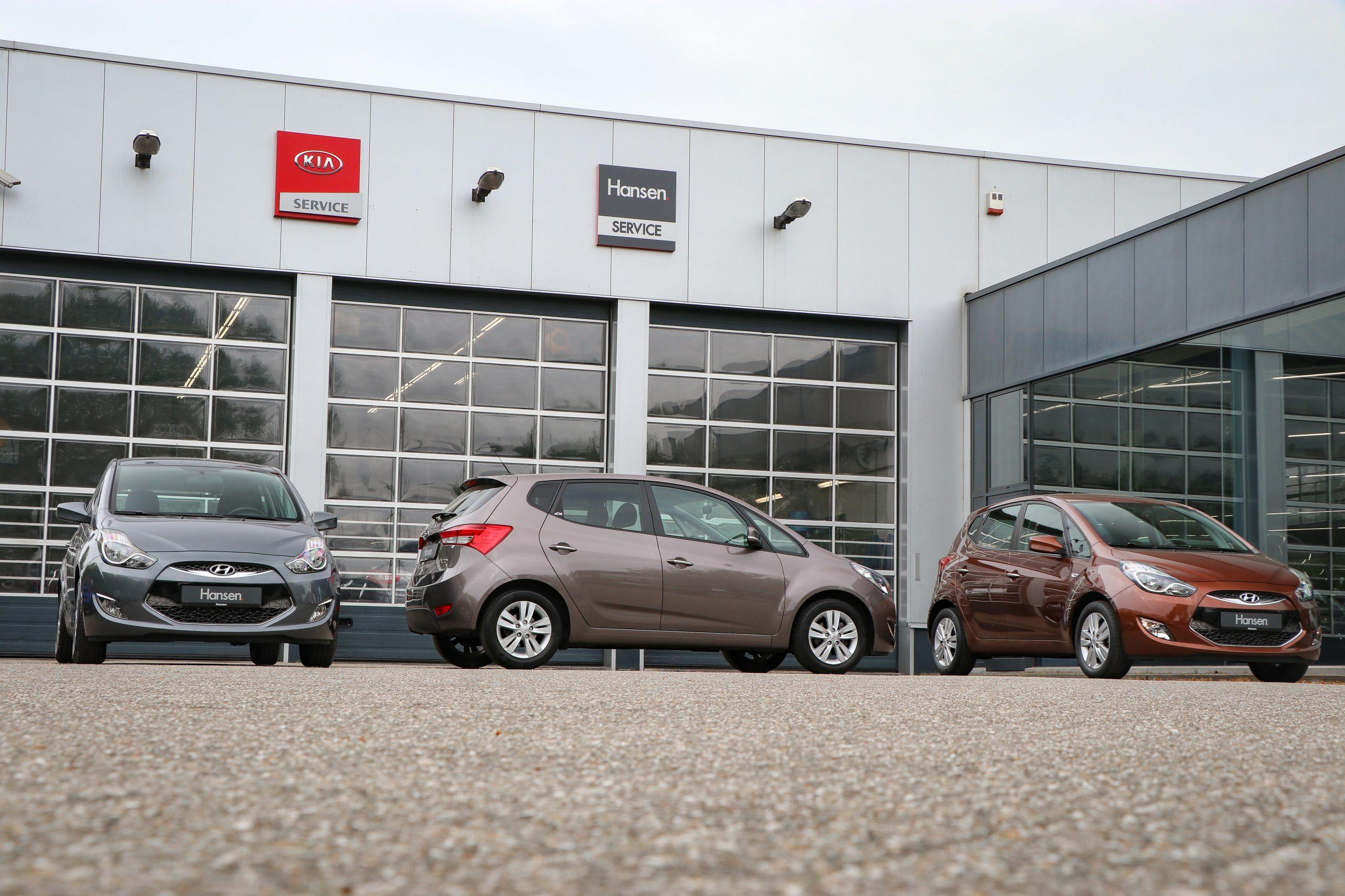 Hyundai ix20 Autobedrijf Hansen Venray