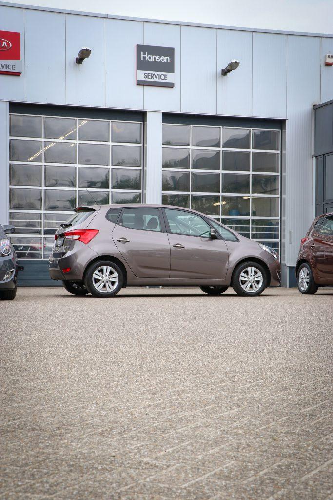 Hyundai ix20 rijgemak voordelen