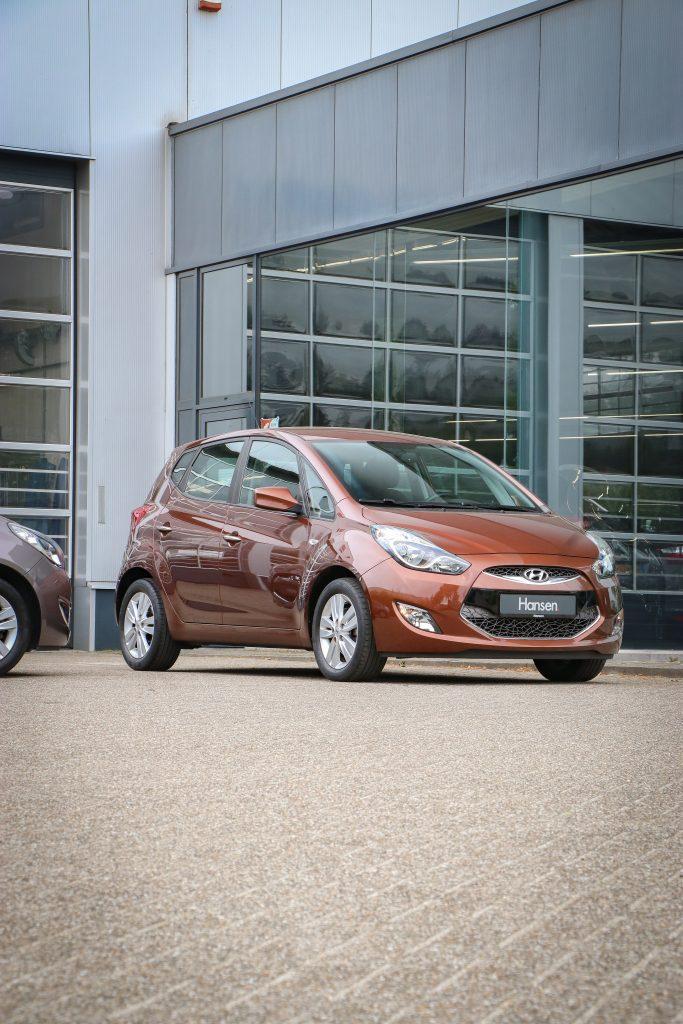 Hyundai ix20 voordelen Autobedrijf Hansen Venray