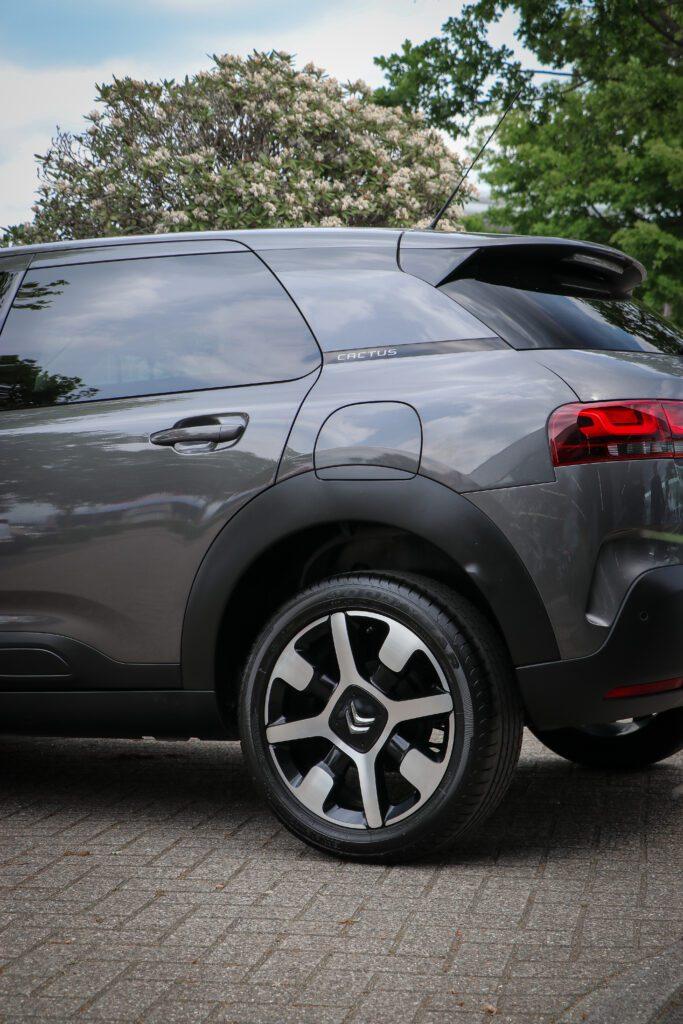 Citroën C4 Cactus design airbumps