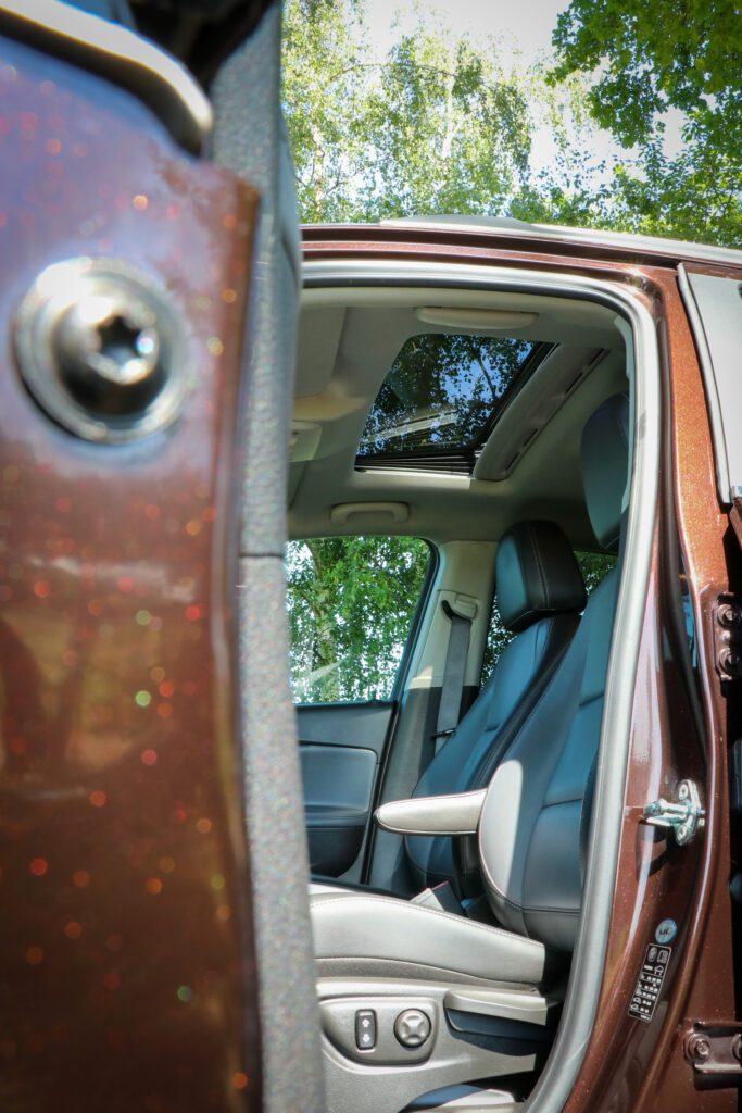 Opel Mokka interieur ruim