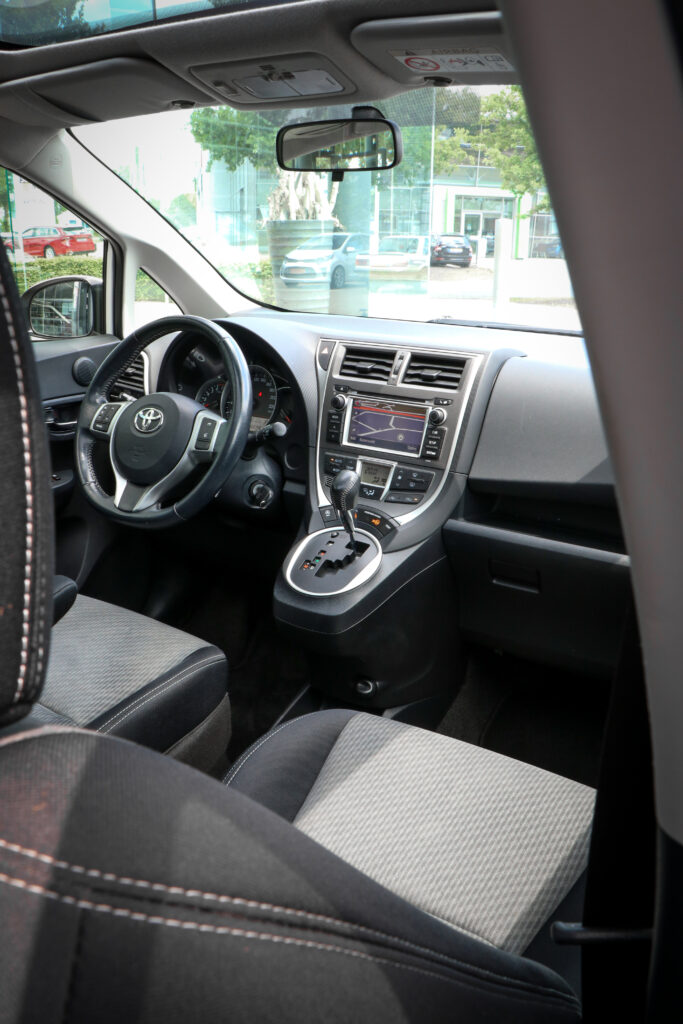 Toyota Verso-S interieur occasion Venray