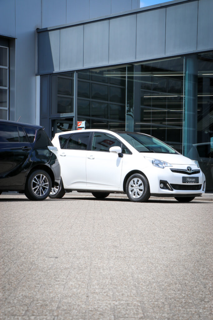 Toyota Verso-S wit occasion Venray