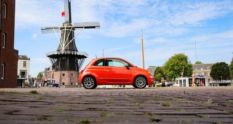 Fiat 500 Anniversario Autobedrijf Hansen Venray