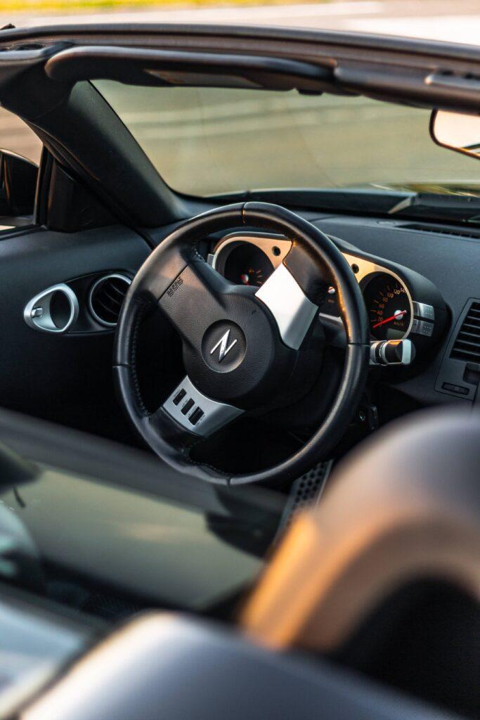 Nissan 350Z 370Z interieur