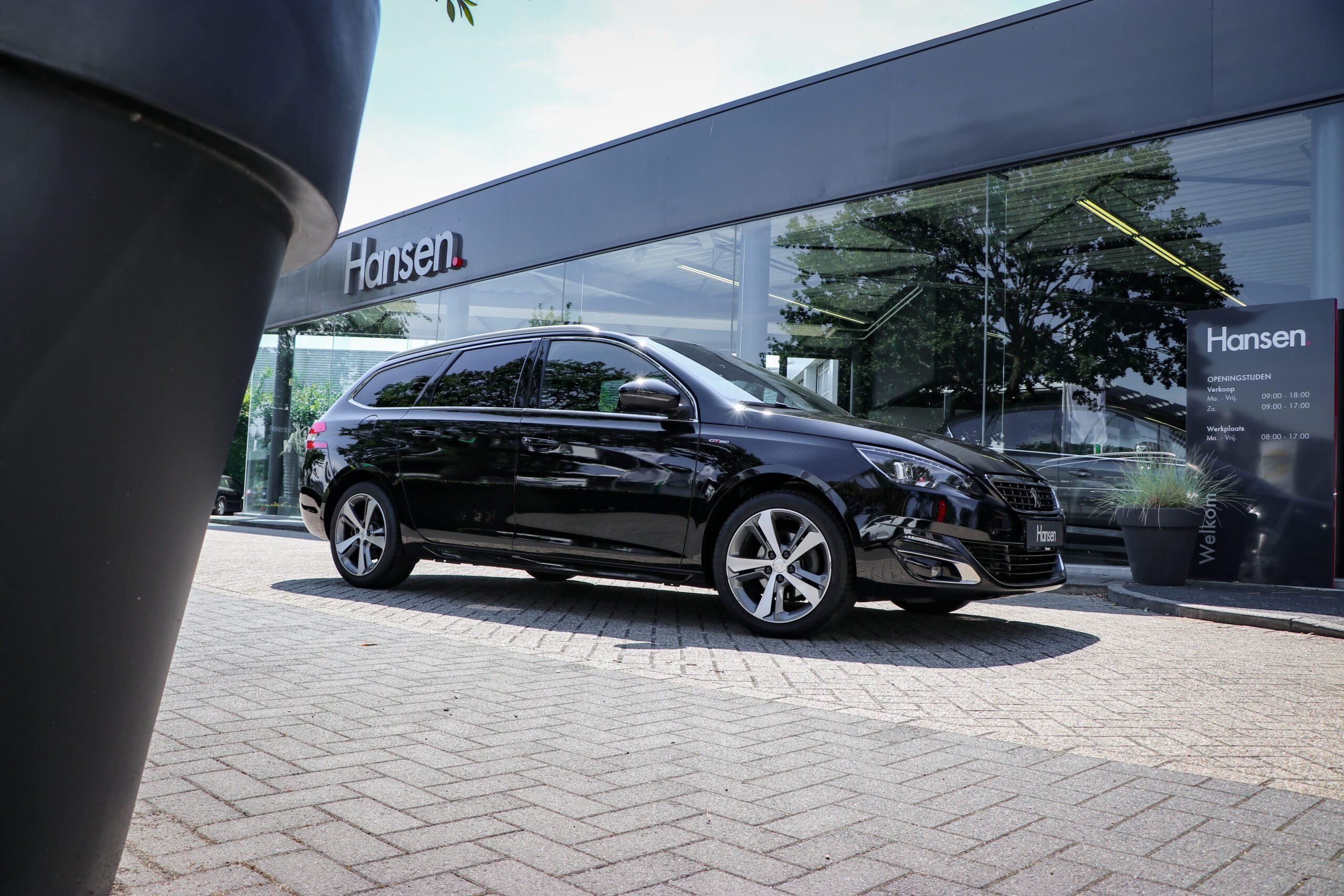 Peugeot 308SW Hansen Venray