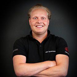 Bedrijfsfoto Jelle Sonnemans Autobedrijf Hansen