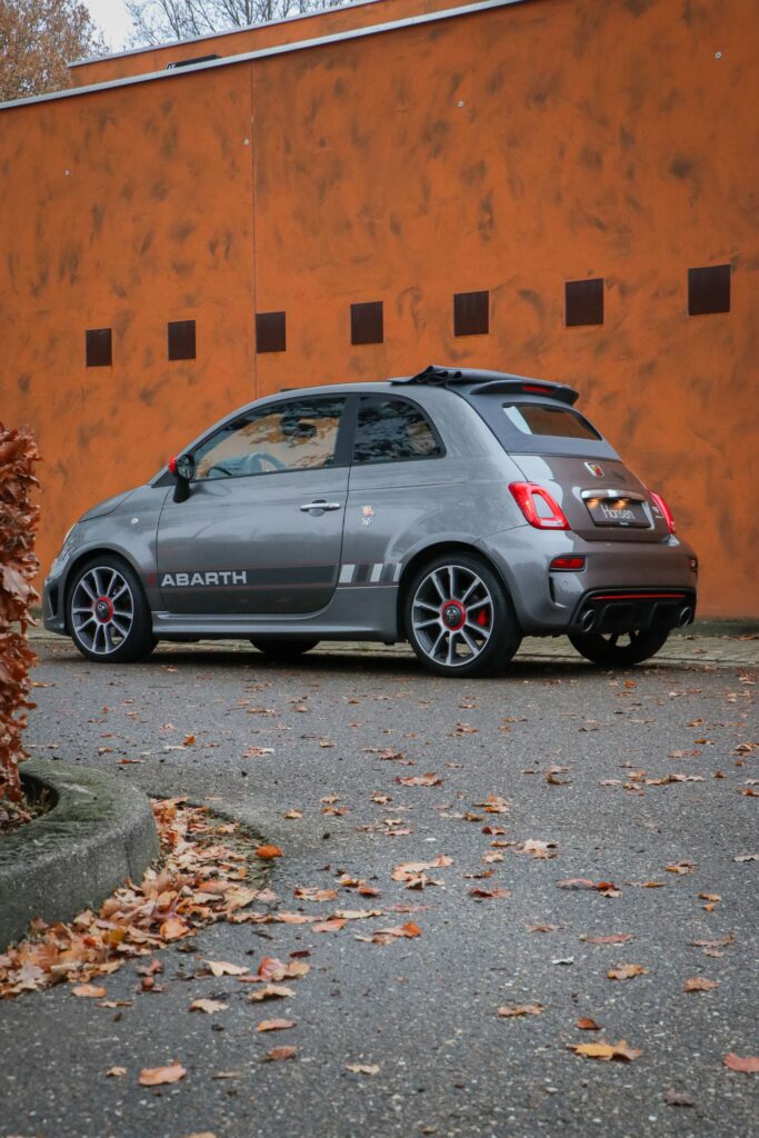 Fiat 500C Abarth Autobedrijf Hansen